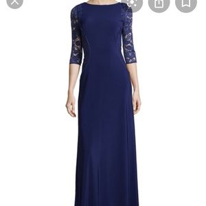 NWT Vera Wang Evening Gown